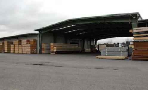 Operationella bas / huvudkontor i närheten av 2425 Nickel by , omkring 60.000 m² , Inköp (Objekt Nr. 050/00685)